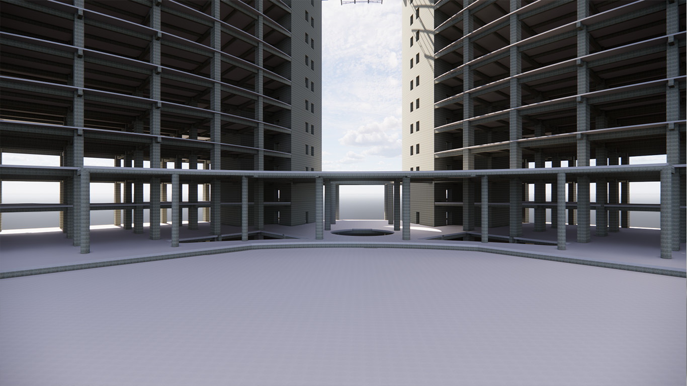 Modeling of building information and virtual reality of Golestan commercial office complex /Modeling of building information and virtual reality of Golestan commercial office complex /